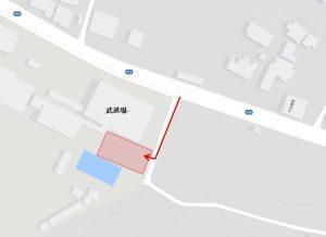 【重要】大池武道場駐車について